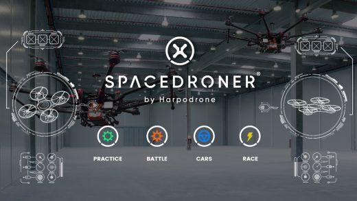 SpaceDroner