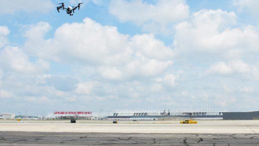 Drone regulations USA
