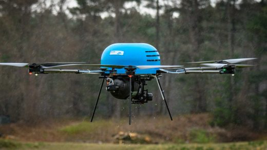 News Drones Electric propulsion Ballard launches hydrogen fuel cell for UAV
