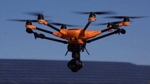 New drones, sensors dazzle at AUVSI Xponential 2019