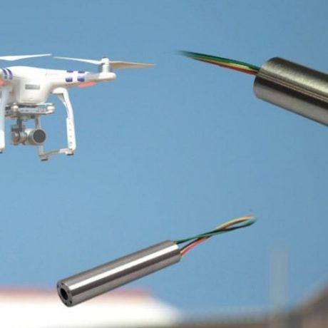 Mini LVDTs Accurately Monitor UAV Flight Parameters