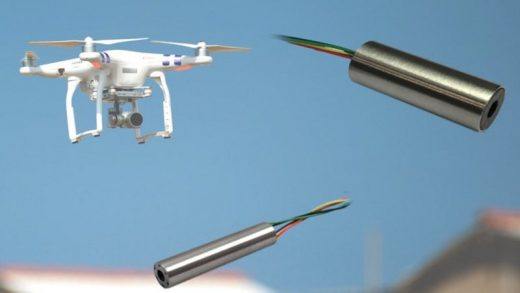 Mini LVDTs Accurately Monitor UAV Flight Parameters