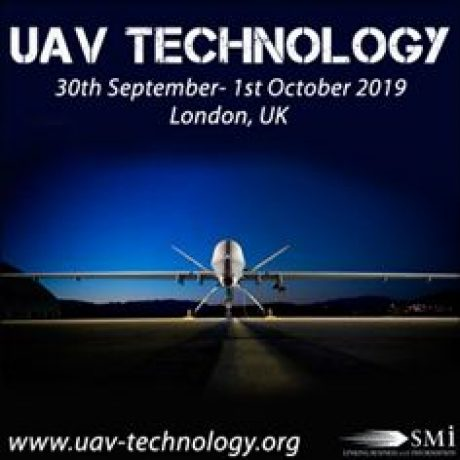 Registration Opens for SMi's 4th Annual UAV Technology Conference 2019
