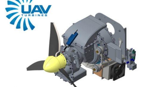 UAV Turbines Introduces Monarch RP Propulsion Systems for Today's Unmanned Aerial Vehicle Industry