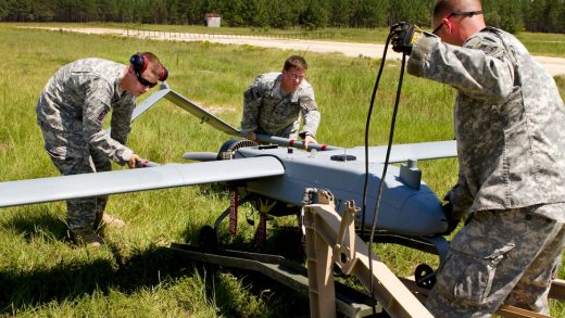 ANALYSIS: US hunts for Future Tactical Unmanned Aerial System